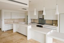 White On White / Kitchens