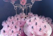 Tutu Baby Shower Ideas For Girls / Who adores tutu? :))