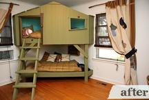 Max & Finns Bedroom.
