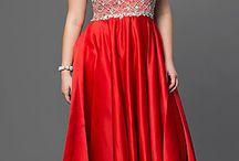 vestido formatura Plus