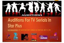Zee TV Auditions in Delhi
