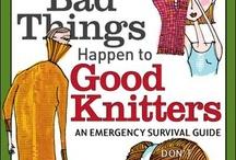 knitting / by Jeanne Haas