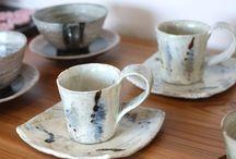 各地の陶器