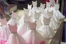 Dress Forms / Ideas to decorate cards, tags and mixed media projects