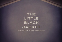 THE LITTLE BLACK JACKET Photos by Karl Lagerfeld  / Karl Lagerfeld & Carine Roitfeld's reinterpretation of Chanel's iconic Little Black Jacket. Worn by a range of accomplished actors, models, designers, writers, producers & directors of both sexes and all ages, it shows the astounding versatility of Chanel's vision in Lagerfeld's hands and ensures the little black jacket's future as a timeless classic. #karllagerfeld #chanel #milanfashion #exhibitions
