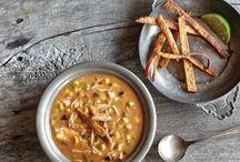 Vitamix Soup / by Kristen D