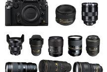 SLR & Co. / Kameras, die mich optisch und technisch interessieren