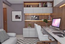 INTERIORES - Home Office