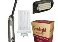 Sunlight desk lamp