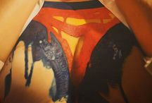 Super Wha?! / super heroes + weird / by Mike Kranz