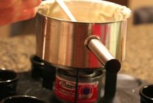Fondue / Recipes for fondue