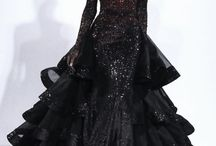 Haute couture goth