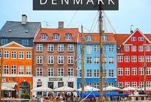 Copenhagen, Stockholm and Berlin / Travel