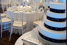 Winter White Wedding / Styled and Designed by PDR Events; Paper Elements by New England Invitations; Photography by Snap! Photography