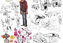 Sketchs / Cosas para aprender y mejorar