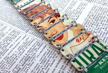 Upcycled bracelet / Upcycled bracelets