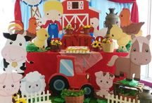 farm party birthday