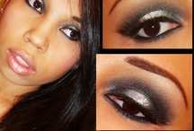 Eye Makeup / by Crystal Fancher