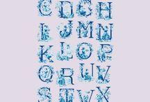 Alfabeti da completare