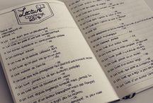 Mon Bujo ! / #bujo #bulletjournal #instagram