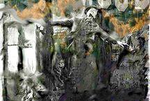 Gene Kelly Pop Art Canvas