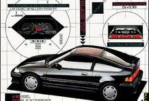 JAPANESE VINTAGE CAR