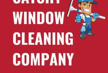 Window Cleaning Company Slogans