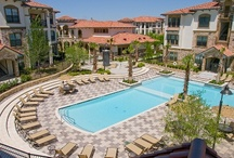 AMLI at La Villita / Discover gorgeous luxury apartments in Irving with AMLI at La Villita where both you and your beloved pets can feel at home.