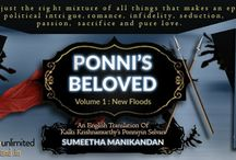 PONNI'S BELOVED BY SUMEETHA MANIKANDAN