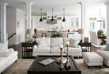 Living Room / by Morgan Roberie Singer