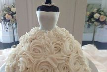 Cake ideas / Inspirations on designing a cake / by Romona Flowers