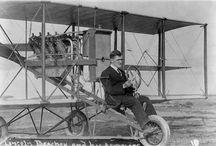 Aeroplanos 1910 a 1917