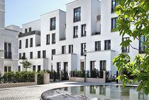 Apartment Investment Building