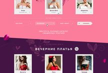Webdesign, colorful & creative / Webdesign, colorful & creative.
