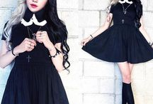 Outfits: Dark ♦
