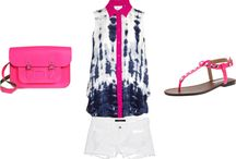 Summer Wardrobe / Clothes specific to summer/warm weather. / by Misty Moreno