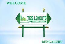 TGS Layouts slides / This board is a collection of presentations of all TGS Layouts projects according to their location and residential project in Bangalore.