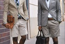 Men's Style - Traditional