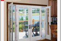 Patio doors / by Janet Tucker