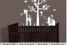 Mini Wall Decals on Etsy