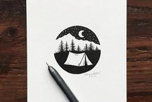 → camping