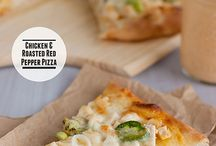 Recipes: Pizza / by Elizabeth Young