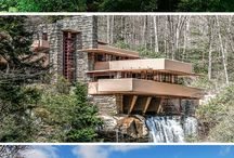 Modern Homes / Modern, architectural and contemporary homes showcasing cutting edge building and technology. These forward-thinking homes are works of art and loaded with inspiration!