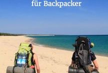 Backpacker Abroad