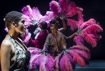 Showtime / Tableau autour du spectacle Showtime, joué au Théâtre de la Croix-Rousse du 14 au 18 Janvier 205 au Théâtre de la Croix-Rousse.