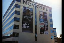 Outdoor Grand Format Signage