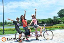 Holiday in Flamingo Dai Lai Resort / Cuisine, sport, life style and relax in Flamingo Dai Lai Resort