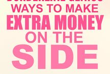 Money on the side ideas