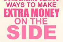 Money on the side ideas