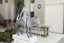 Saronsberg Paintings and Sculptures
